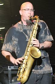 Sax Shredder Jeff Coffin of