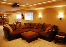 living room basement family rooms amazing basement to living