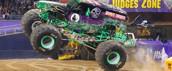 monster jam grave digger truck portland or moda center monster jam