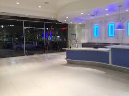 ice cream store final post construction cleaning service in dallas