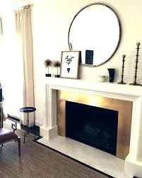 home interior mirror mirror fireplace kronista co