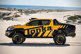 tonka fire truck toyota made a real life tonka truck and it u0027s blowing our