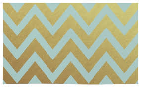 Teal And Gold Rug Blue Chevron Rug Navy Blue And White Area Rugs Defaultname