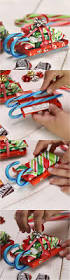 how to make candy cane sleighs with candy bars for christmas