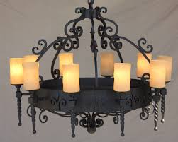 mexican wrought iron lighting lights of tuscany 1215 10 hand forged wrought iron browse by style