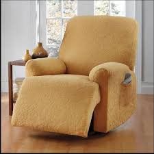 Slipcover Wing Chair Furniture Kitchen Chair Slipcovers Extra Large Recliner