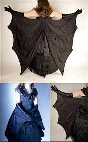 truebluemeandyou halloween u0026 cosplay diys u2022 diy bat dress pattern