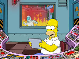 homer simpson the simpsons will have its first live episode sunday fortune
