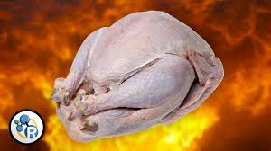 what day of november is thanksgiving video when turkeys explode