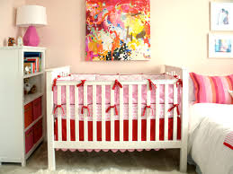 sofia u0027s pink red nursery project nursery