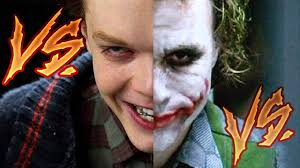 jerome martin halloween costume el joker de cameron monaghan vs el joker de hearth ledger youtube