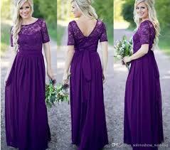 purple lace bridesmaid dress solove dress purple lace bridesmaid dresses 2017 backless