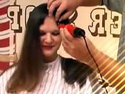 female haircutting videos clipper headshave rapada haircut women clippers zero video dailymotion