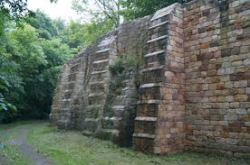 Old Castle Curtain Wall Mulgrave Castle Yorkshire Castles Forts And Battles