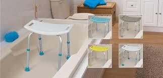 siege de baignoire sièges de baignoire ajustables sans dossier par aquasense