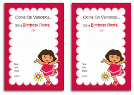 free dora birthday ecards u2013 birthday card ideas