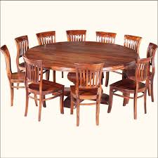 Table Chair Best 25 Rustic Round Dining Table Ideas On Pinterest Round