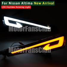 nissan altima 2015 daytime running lights 2016 auto drl light daytime running lights led with remote