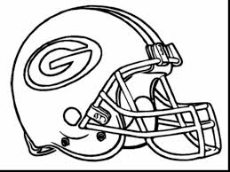 green bay packers coloring pages coloringsuite com