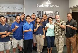 about rainbow state paint oahu hawaii benjamin moore paint store