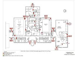 Evacuation Floor Plan Fire Evacuation U0026 Safety Maps The Southern Baptist Theological
