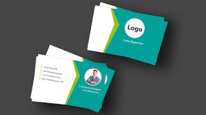 modern business card design free template youtube