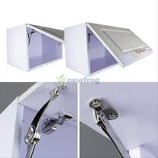kitchen cabinet cupboard door soft close lift up stay hinge