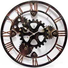 cool house clocks the daily grind clock by infinity instruments 28