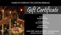 discount restaurant gift cards asian restaurant gift certificate templates easy to use gift