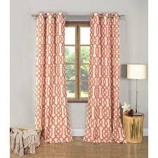 Rust Colored Curtains 39 Best Drapes Images On Pinterest Curtain Panels Grommet