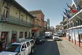 Bourbon Street New Orleans Map by Architecture Branding Popeyes Latest Restaurant Re Image Effort