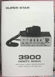 superstar 3900 am fm ssb cw export cb radio and 50 similar items
