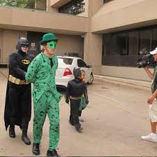 kid becomes a real batman for one day 17 pics izismile com