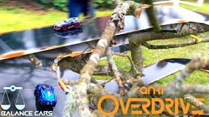 anki overdrive day 3 tree top track ground shock vs guardian