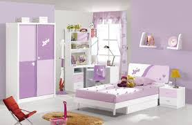 Bedroom Ideas Purple And Cream Kids Bedroom Ideas Purple Wall Purple Bed Cover White Bed Yellow