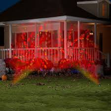 halloween projector animated outdoor decor projection lights