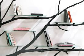 functional shelves and tables built from fallen south american