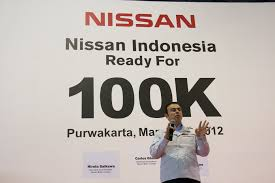 nissan indonesia nissan ups investment in indonesia asean u0027s largest market