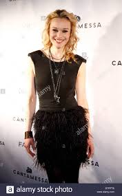 model joanna moskwa attends the cantamessa men launch party at tao