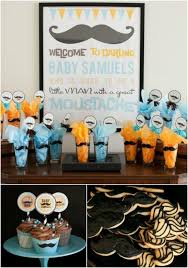 boy baby shower ideas imposing decoration baby shower mustache creative idea boy ideas