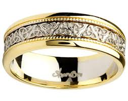 celtic wedding ring wedding rings for gents