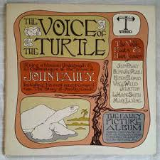 fahey the voice of the turtle vinyl lp album at discogs