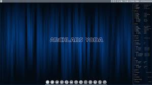 overview of archlabs 4 1 yoda what is new what is important