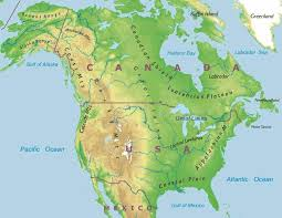 world map oceans seas bays lakes grade 7 lesson 1