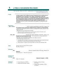 nursing resume objective exles best new grad rn resume exles resume objective grad