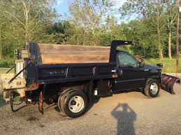 Ford F350 Dump Truck With Plow - 2007 ford f 350 dump truck with plow u0026 salter 34 900 plowsite
