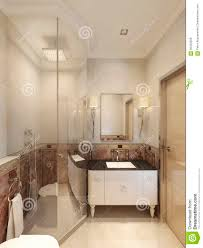 neoclassical bathroom interior stock photo image 56453568