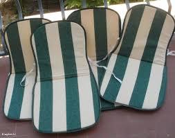 coussin chaise de jardin 4 coussins pour chaises de jardin igopherfr jpg