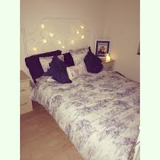 leirvik ikea bed fairy lights twiggy deco pinterest ikea