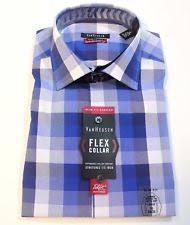 van heusen men u0027s dress shirts ebay